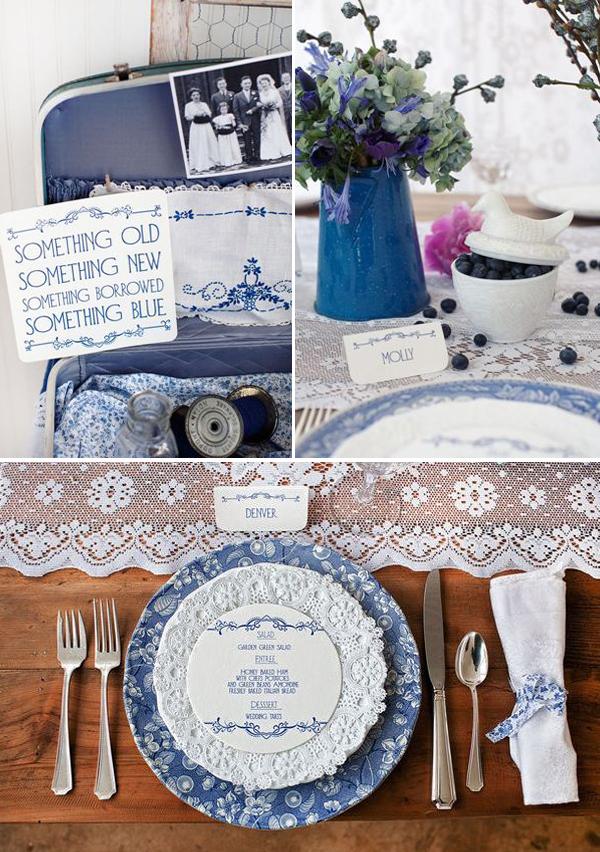 Bruiloft vintage_stijl