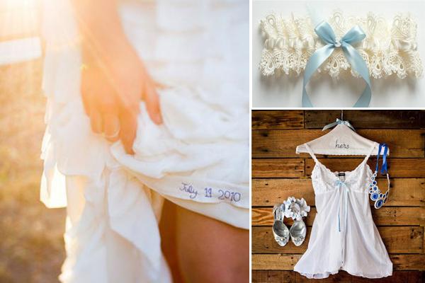 bruidsjurk kousenband_lingerie_something_blue_inspiratie