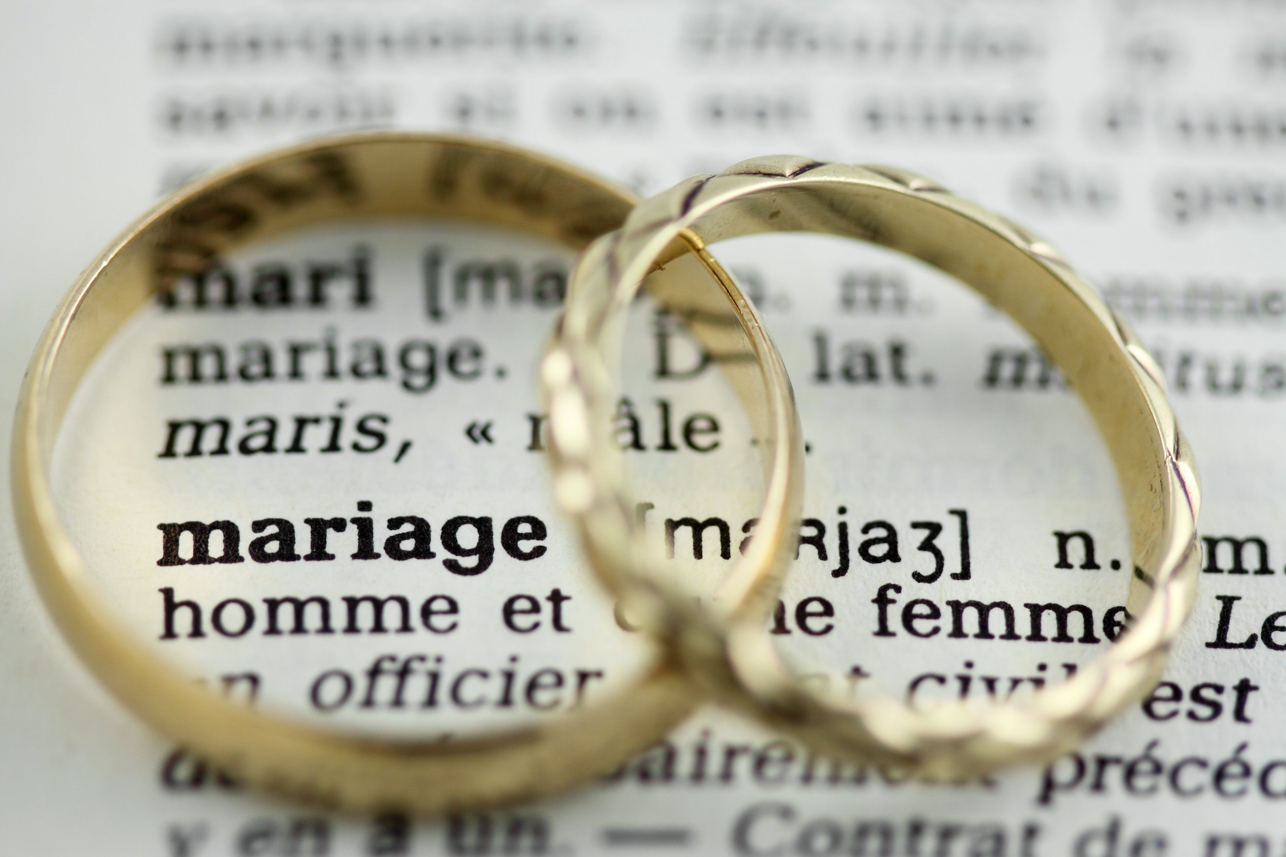Dutch marital law: community of goods or marital conditions