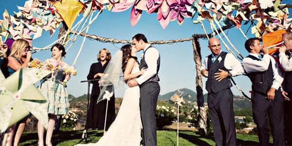 Maak je bruiloft af met de styling