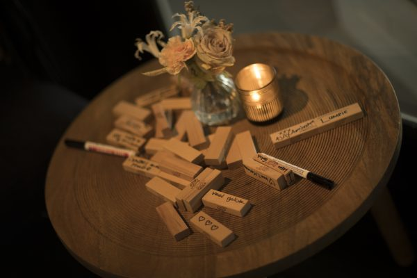 Wedding inspiration: Great Guestbook Alternatives