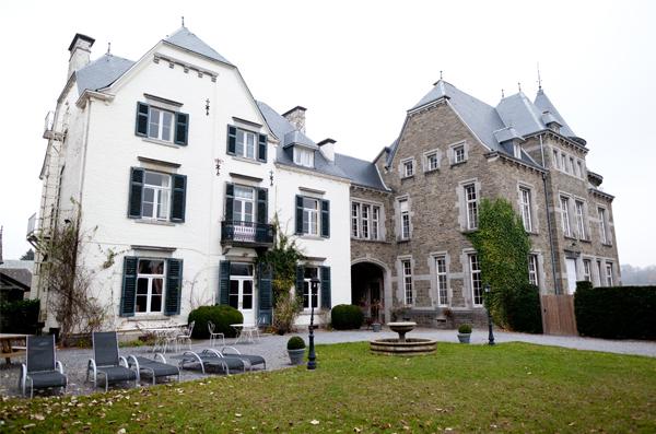 Chateau de Blier: vintage chateau bruiloft