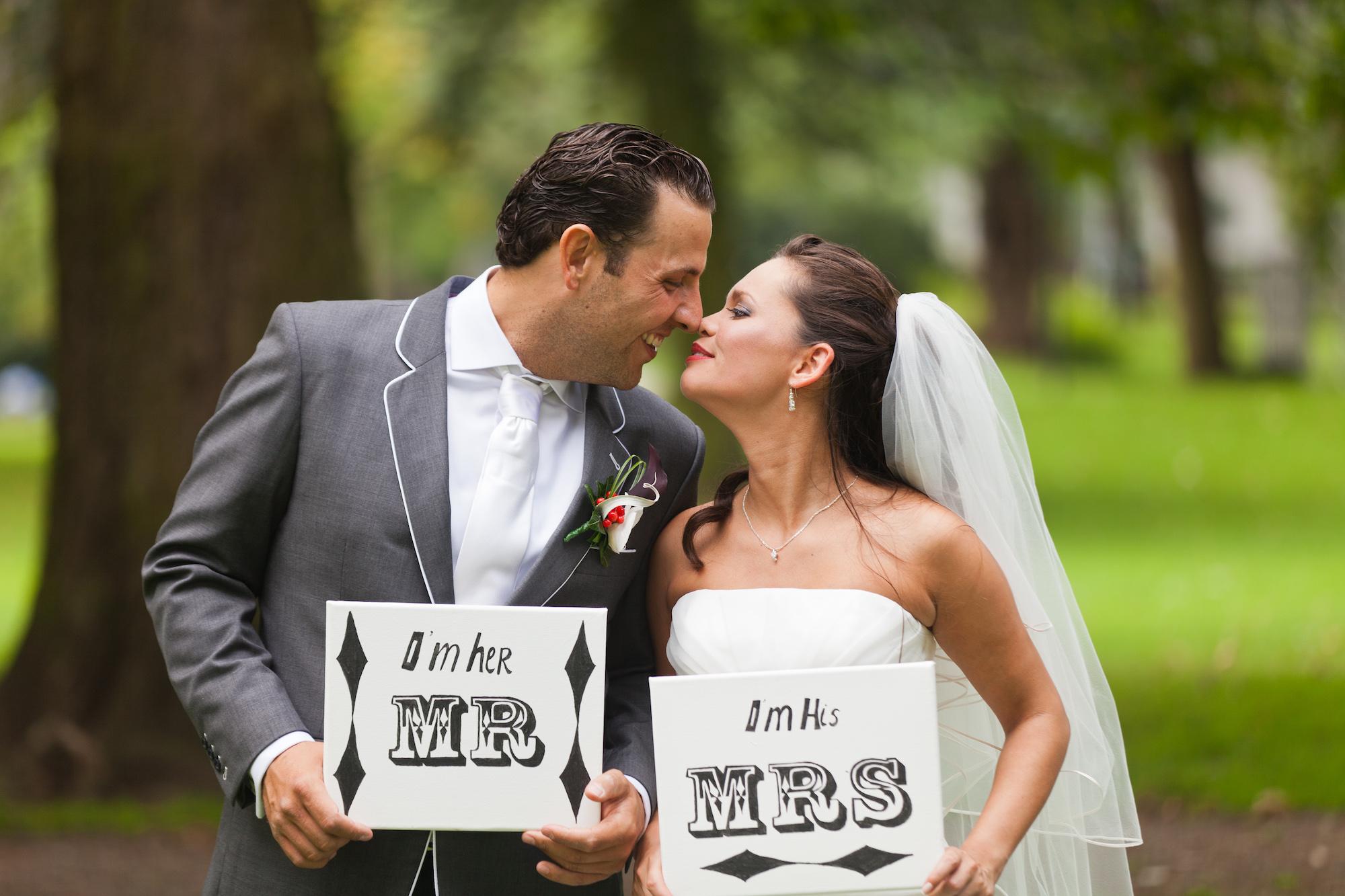 Real Wedding van het Bruidsmeisje op TPW