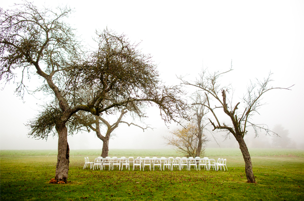 Au dessus du Bie: rural wedding venue
