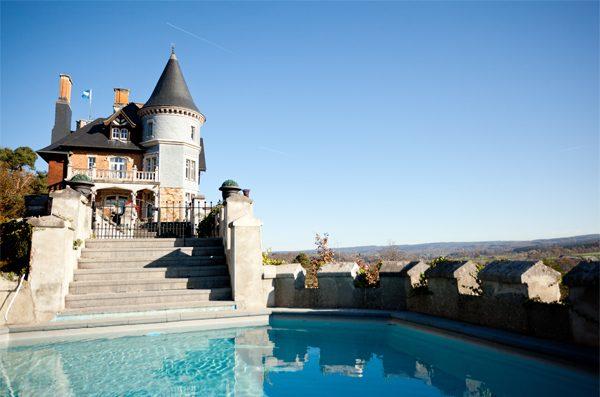 Chateau de Balmoral: een sprookjes bruiloft