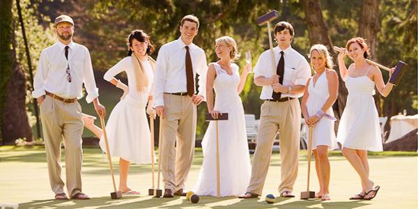 Bruiloft Spelen
