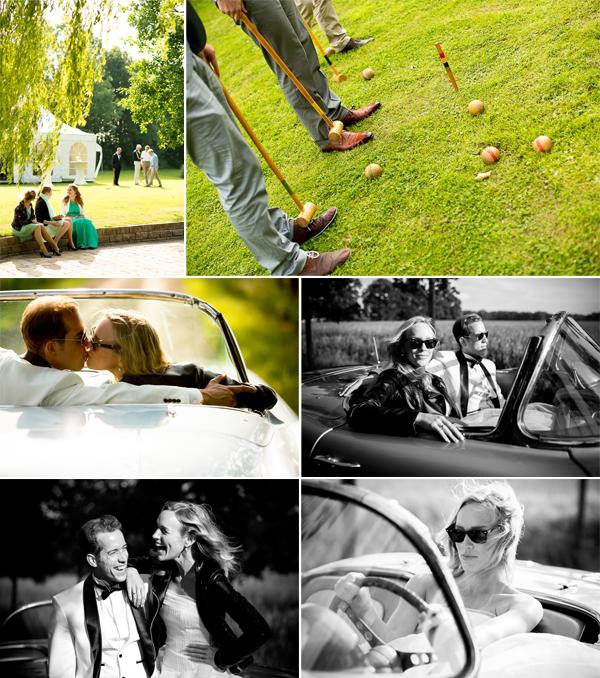 Spelletjes en fotoshoot