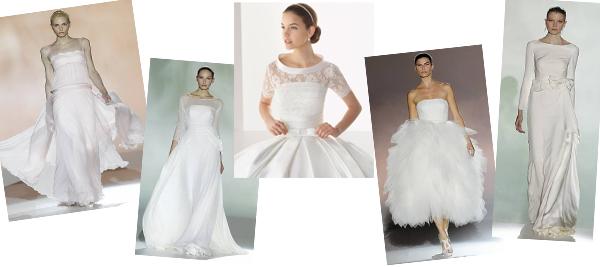 Rosa Clara trouwjurken
