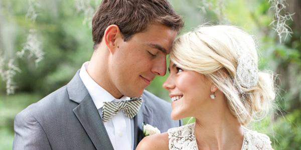 persoonlijke bruiloft