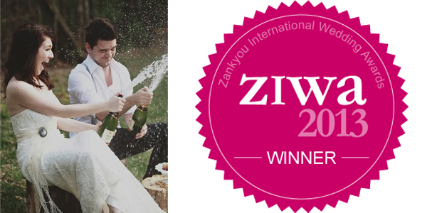 winnaar zank you award
