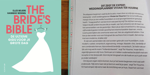 NIEUWS The Brides Bible
