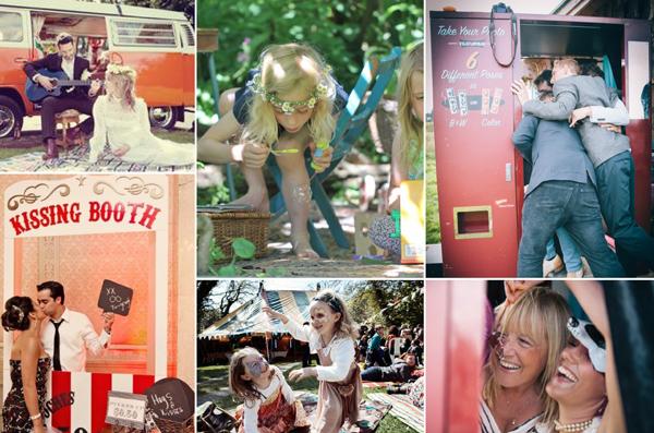 Festival Wedding Activiteiten