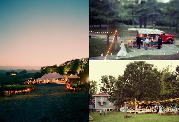 Festival Wedding locatie