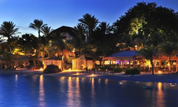 Dineren huwelijk Curacao