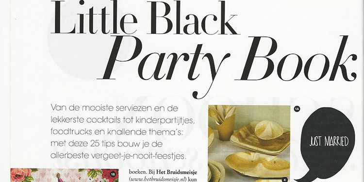 Nieuws - JAN magazine - party guide