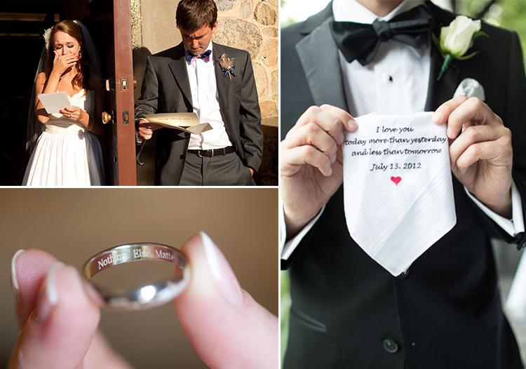 verrassingen bruiloft