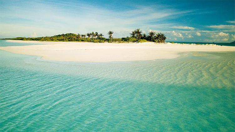 Pamalican eiland