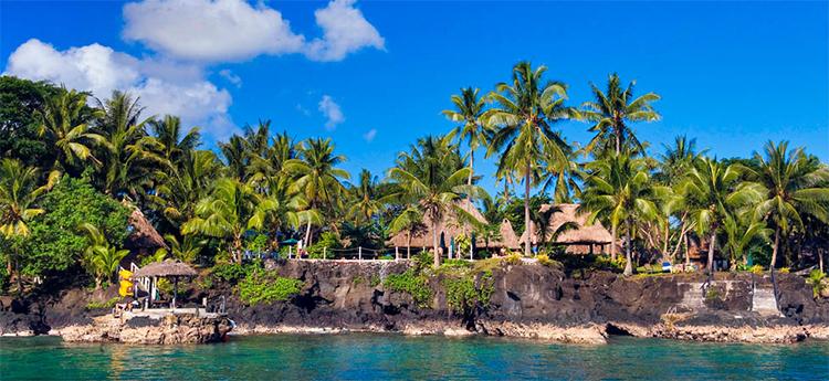 Taveuni trouwceremonie