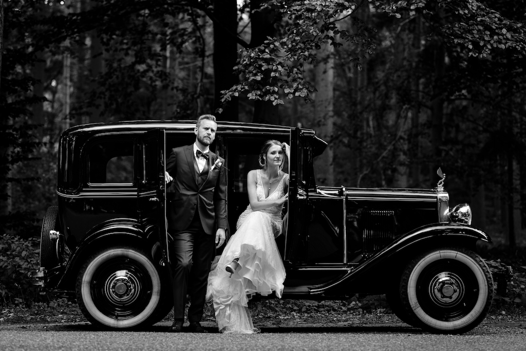Inspiration vintage wedding: fifties love shoot