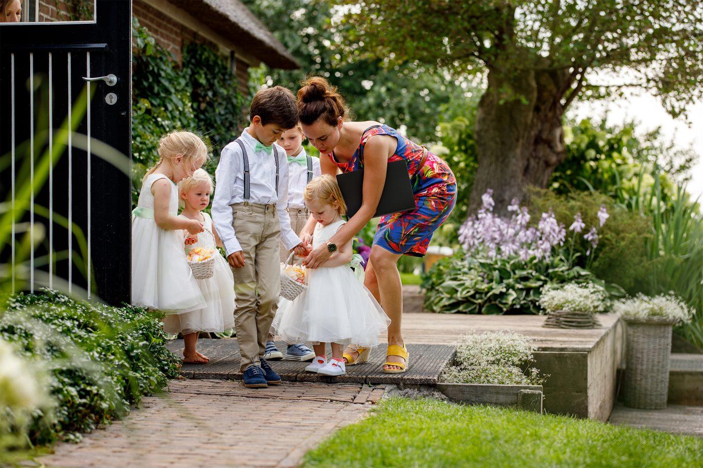 About wedding planner het Bruidsmeisje