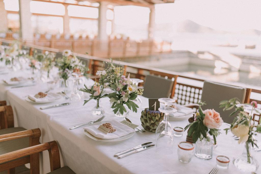 Grieks Nederlandse Bohemian Bruiloft op Kreta