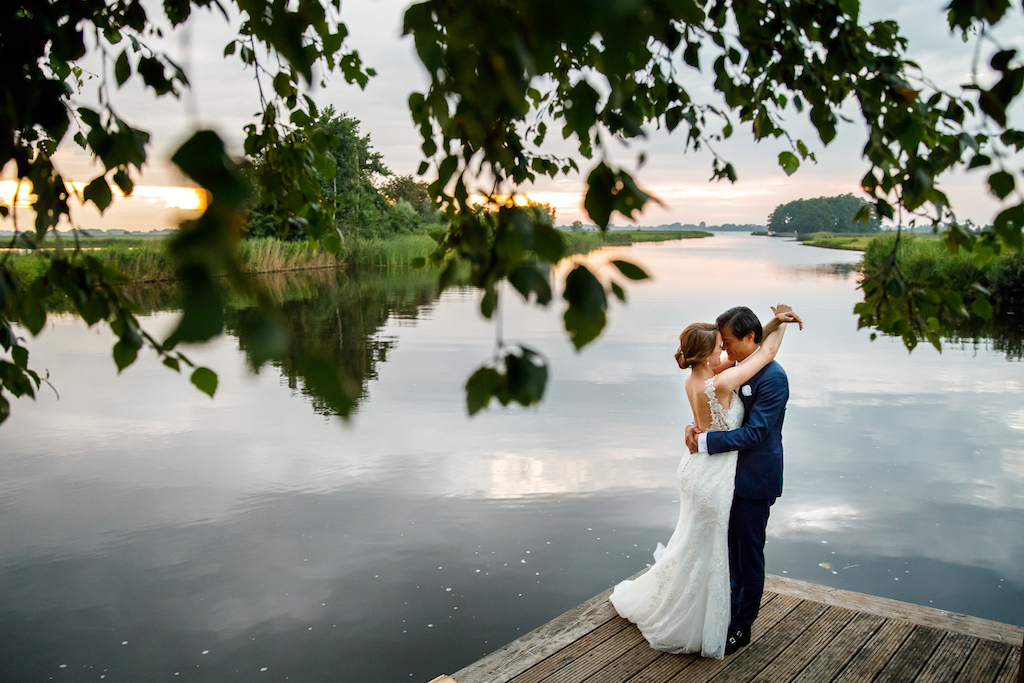 Island wedding in Jonen