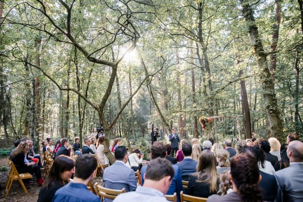Outdoor weddings on these special wedding locations