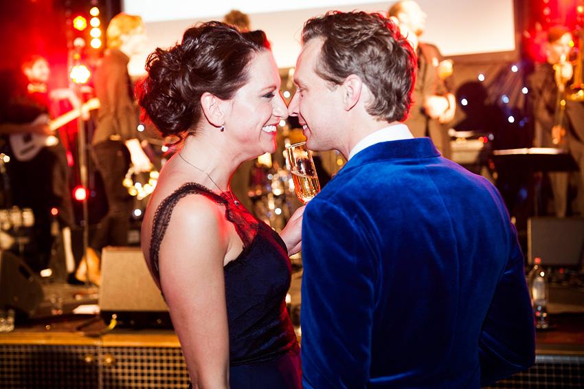 Winter bruiloft in het prachtige Friesland
