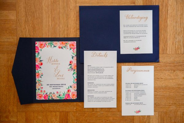 Inspiratie: Save the Wedding Date