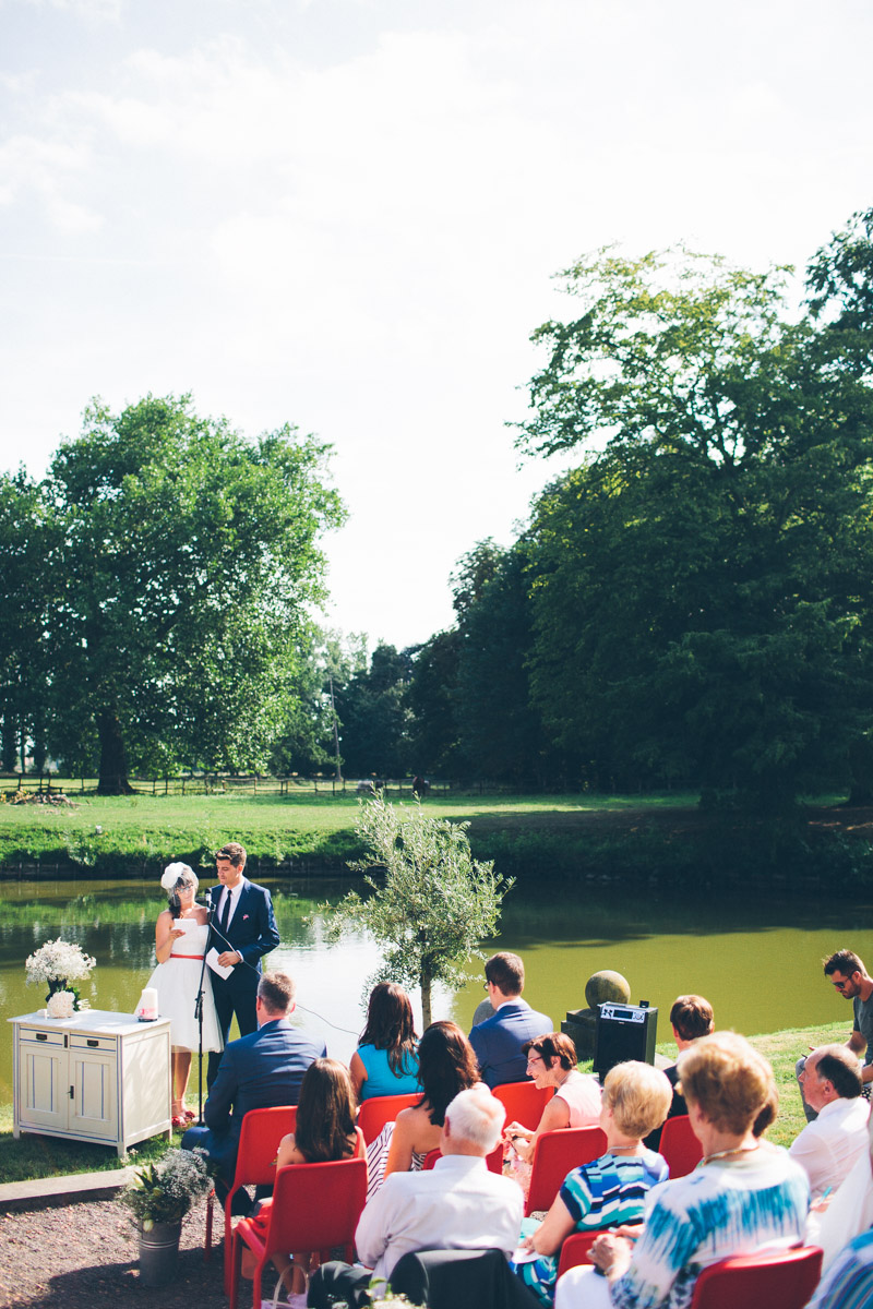 Vintage wedding at Heerlijckyt van Elsmeren Belgium