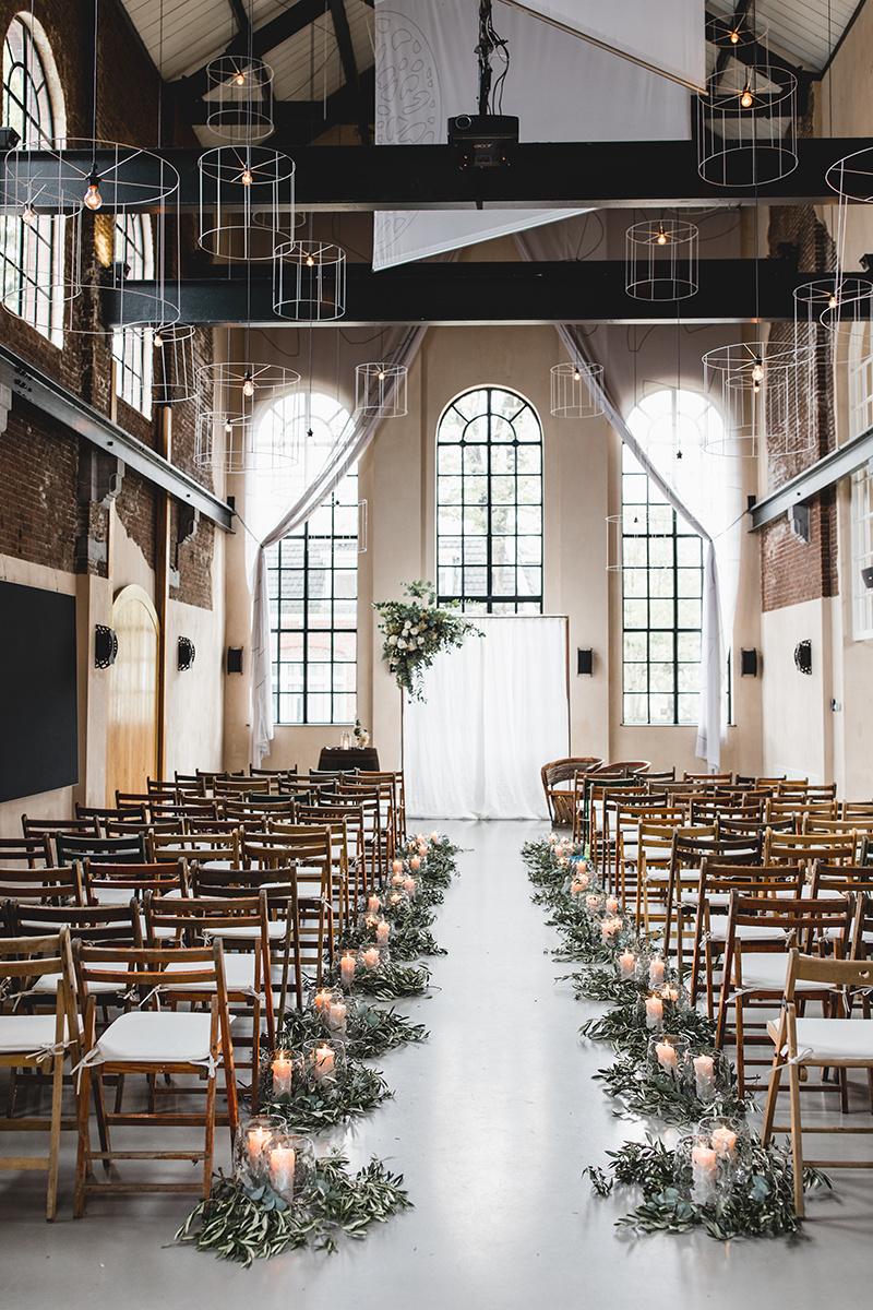 Van San Francisco naar Amsterdam: trouwen bij Explore by Lute