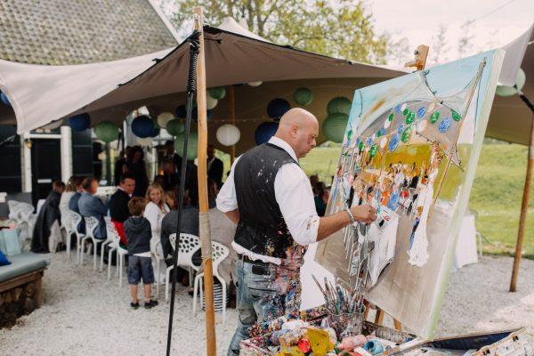 Bohemian Chic trouwen in Haarlem & Paviljoen Puur