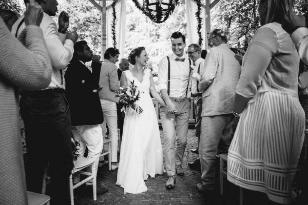 Ongedwongen trouwen op Kasteel Duurstede