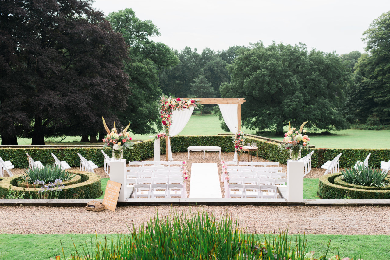 Bruiloft: Zinnen op Tafellinnen