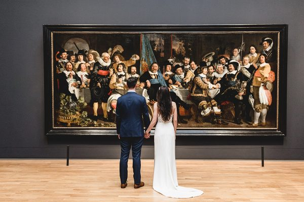From San Francisco to Amsterdam: Getting married at Explore by Lute