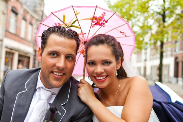 Wedding at Domani in Venlo: East meets West