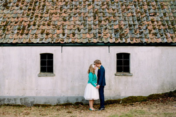 Spring wedding at the Woeste Hoeve of Mon et Mine