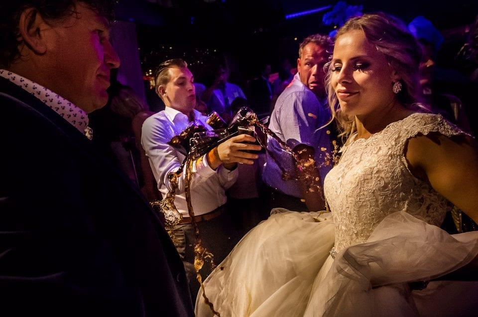 Award bruidsfoto