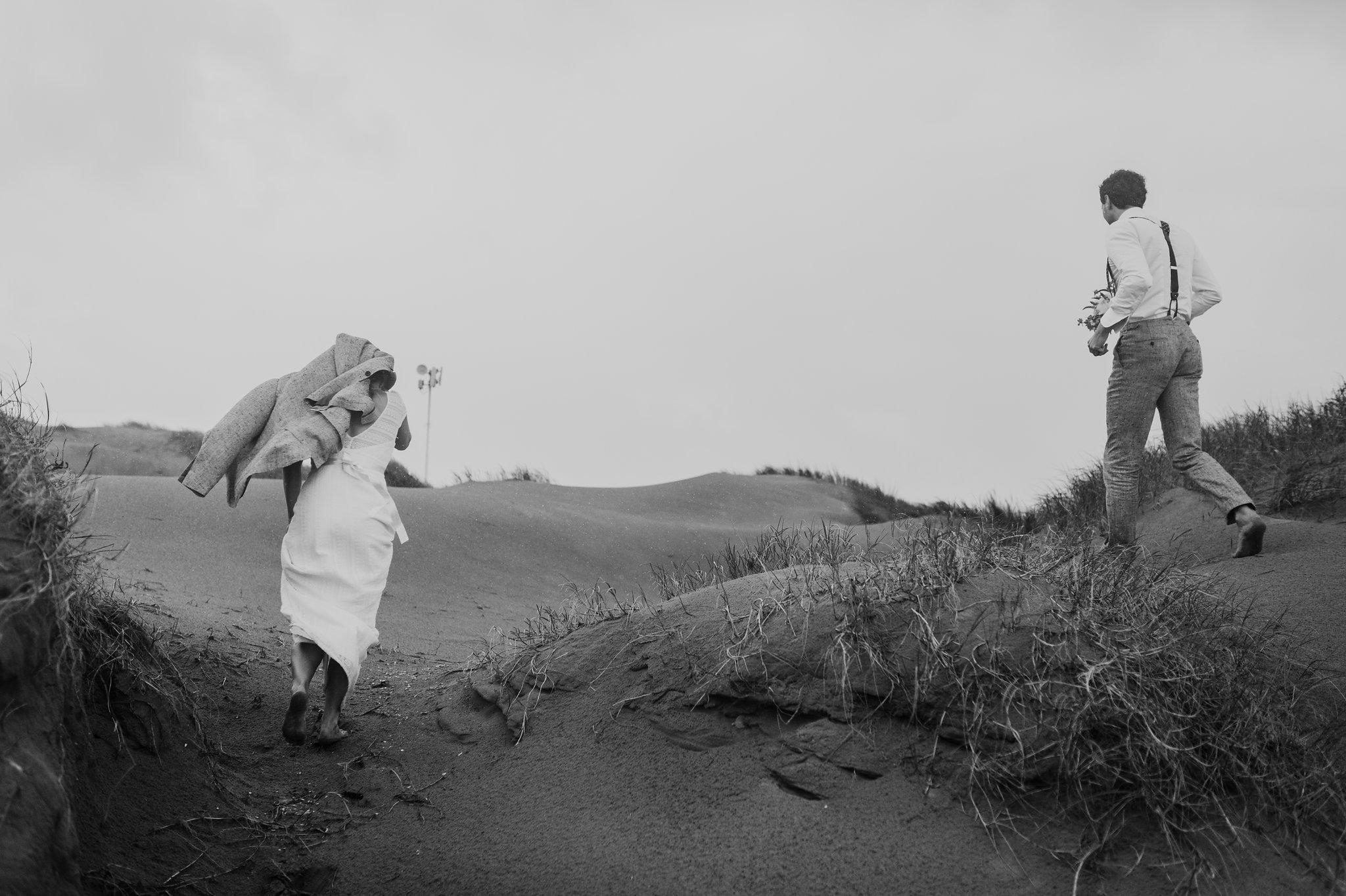 Regen bruiloft